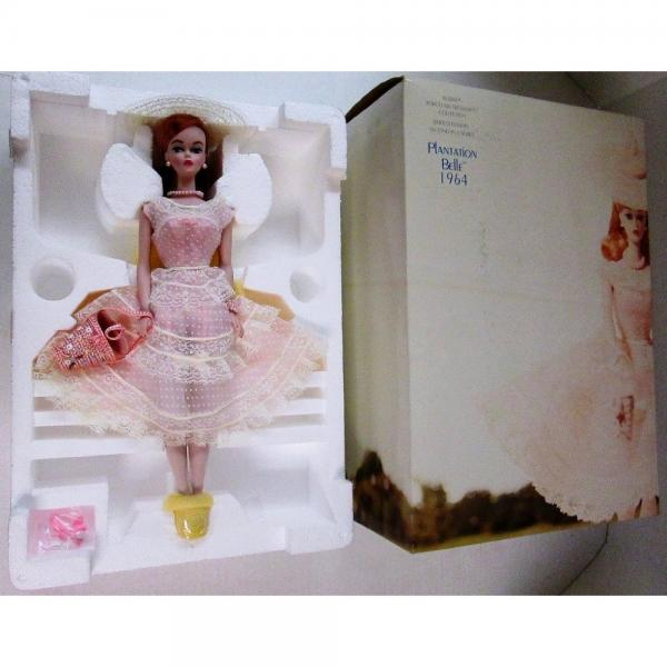 Mattel Plantation Belle Porcelain Barbie