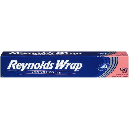 Heavy Duty Foil - (2 pack) Reynolds Wrap Aluminum Foil (150 Square Foot Roll)
