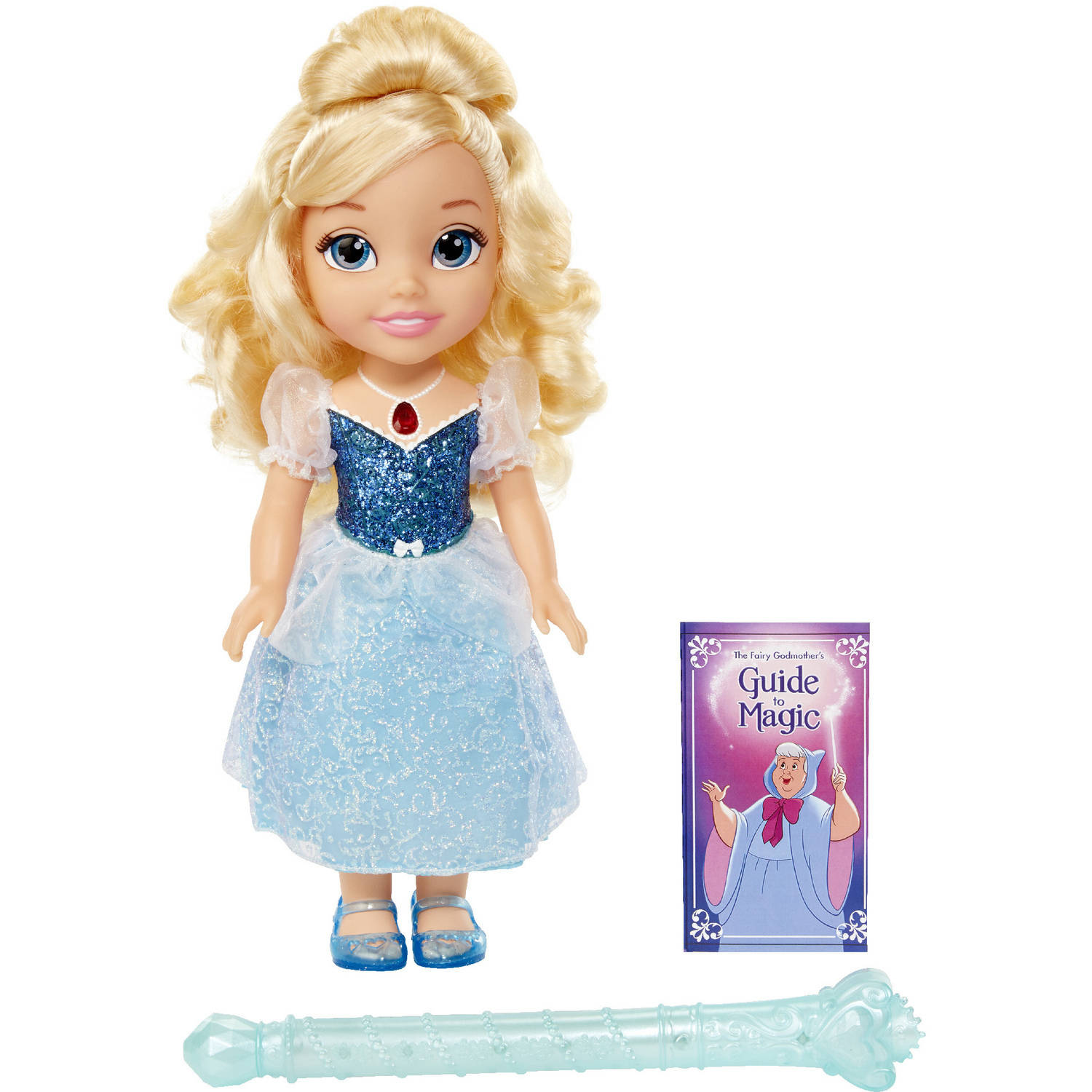 Disney Magical Wand Cinderella Doll