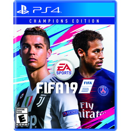 FIFA 19 Champions Edition, Electronic Arts, PlayStation 4, 014633373998