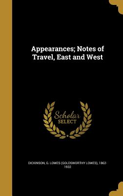 Appearances: Being Notes of Travel