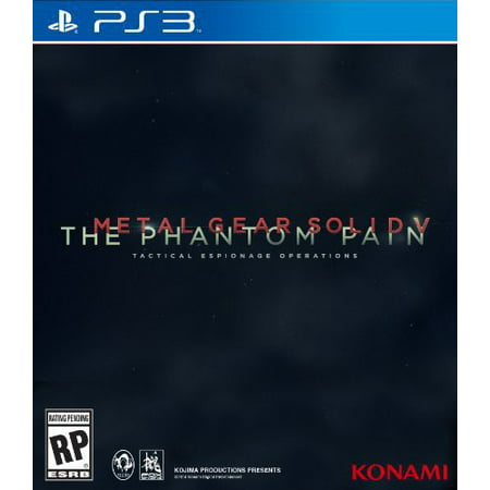 Metal Gear Solid V: The Phantom Pain for PlayStation