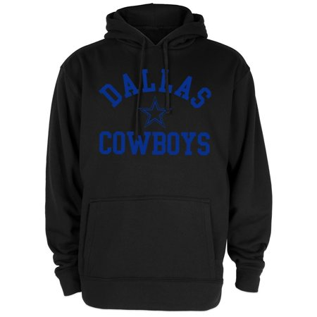 Dallas Cowboys Men's Black Aster Performance Pullover Hoodie for $<!---->