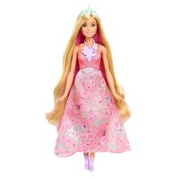 Barbie Dreamtopia Color Stylin Princess (Pink Dress)