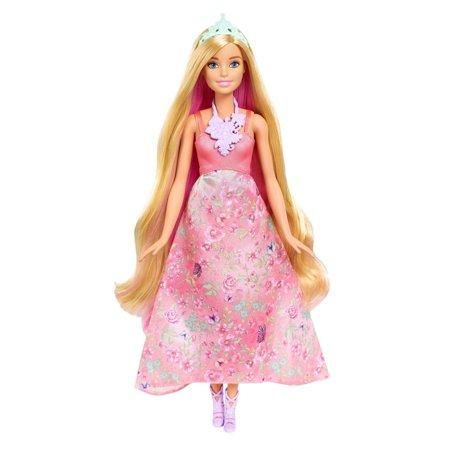 Barbie Dreamtopia Color Stylin Princess Doll