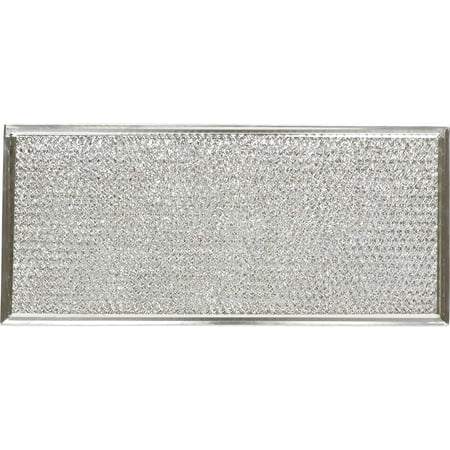 Whirlpool W10208631A Grease Microwave Oven Filter Replacement by Air Filter