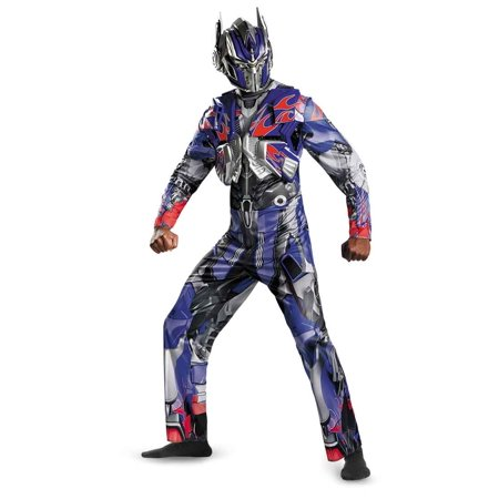 Optimus Prime Deluxe Adult Costume - XX-Large