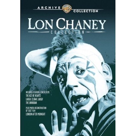 The Lon Chaney Collection (DVD)