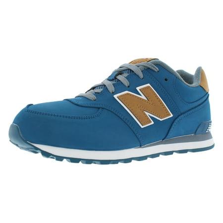 kody promocyjne buty do biegania atrakcyjna cena New Balance 574 Luxe Medium Boy's Shoes Size 5.5