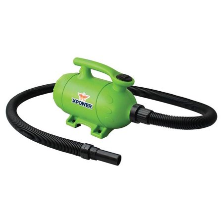 Pro-at-Home Dog Grooming Pet Force Dryer and Vacuum in Green ()