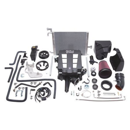 Edelbrock Supercharger Stage 3 - Profesional Tuner Kit 2009-2010 Chrysler Lx and Lc 5 7L Hemi