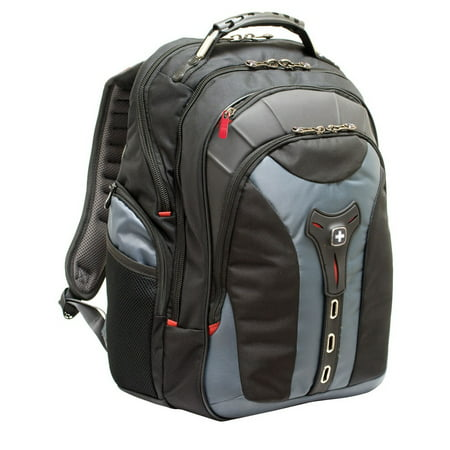 SwissGear Pegasus 17in Laptop Backpack with Tablet and eReader ...