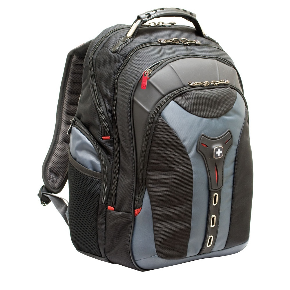 SwissGear Pegasus 17in Laptop Backpack with Tablet and eReader Pocket