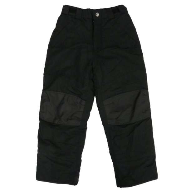 Energy Zone - Energy Zone Boys Black Water Resistant Adjustable