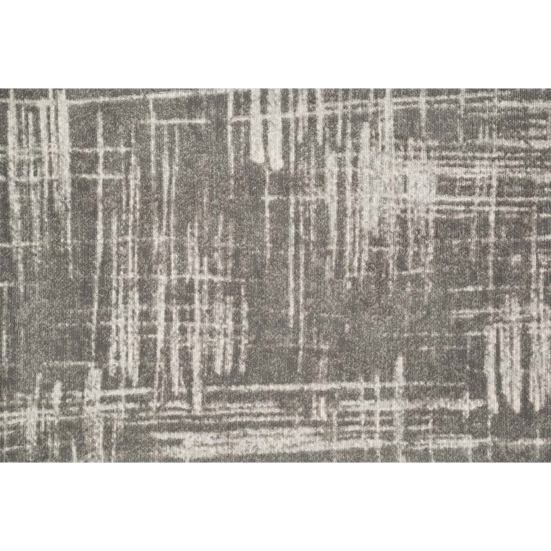 "Loloi Discover 7'6"" x 9'6"" Power Loomed Rug in Iron"