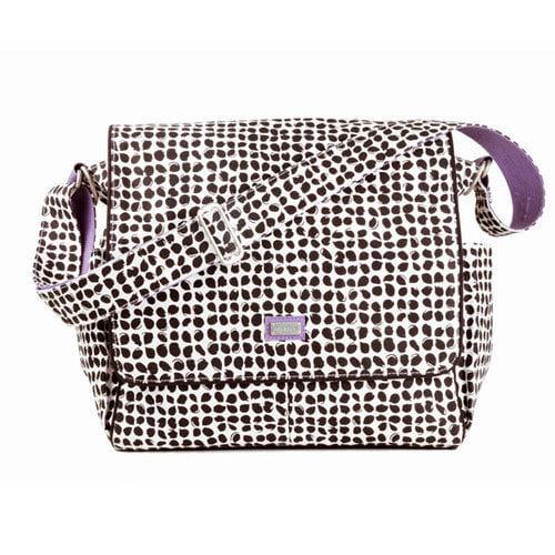 Ame & Lulu Messenger Diaper Bag