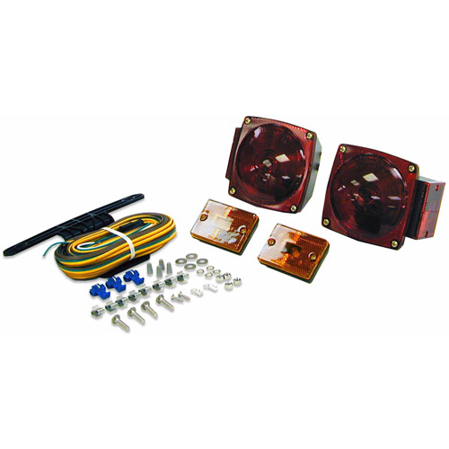 "Blazer C6423 Trailer Light Kit For Trailers Under 80"" Wide, 1 Pair"