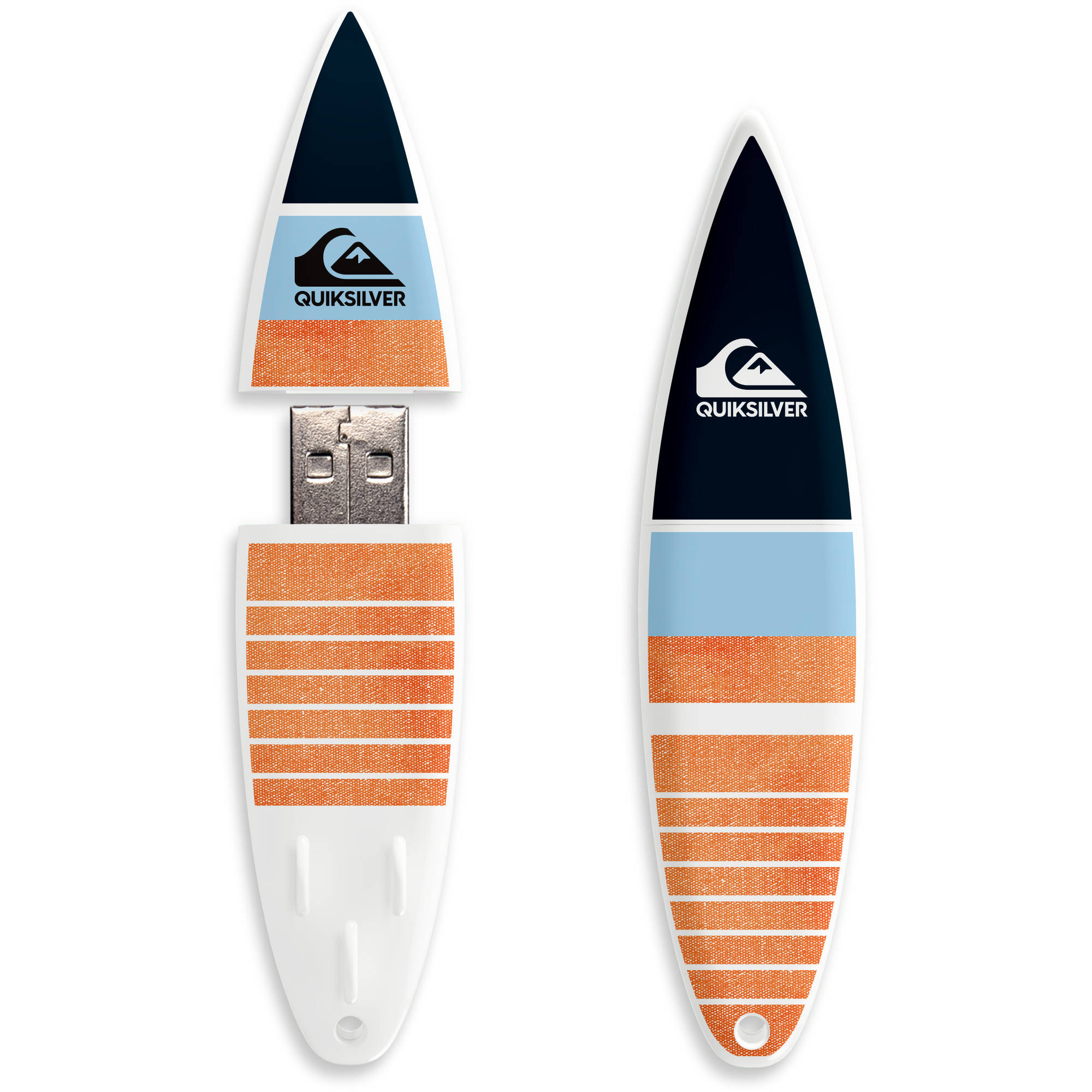 Quiksilver 16GB SurfDrive EveryDay USB Flash Drive