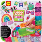 ALEX Toys Eco Crafts Paper Making Kit
