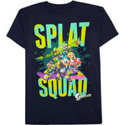 Splatoon Boys' Nintendo Splat Crew Short Sleeve Graphic T-Shirt