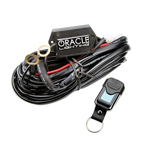 UNIVERSAL ORACLE OFF-ROAD LIGHT REMOTE WIRELESS SWITCH