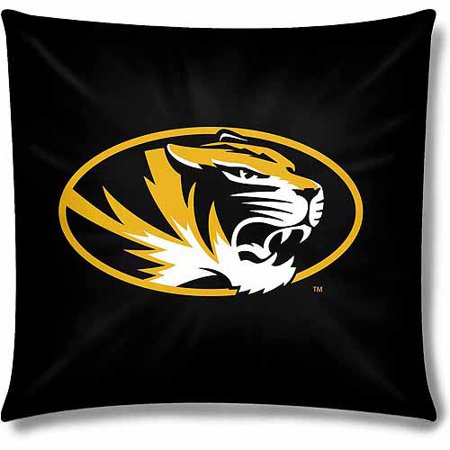 "NCAA Missouri Tigers Official 15"" Toss Pillow, 1 Each"