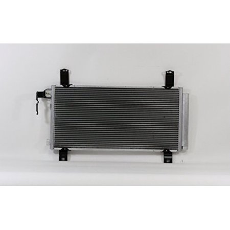 A-C Condenser - Pacific Best Inc For/Fit 3793 06-08 Mazda Mazda6 WITH