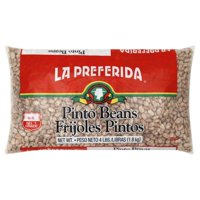ddb470e03ee2b6 Product Image La Preferida: Beans Pinto, 4 Lb