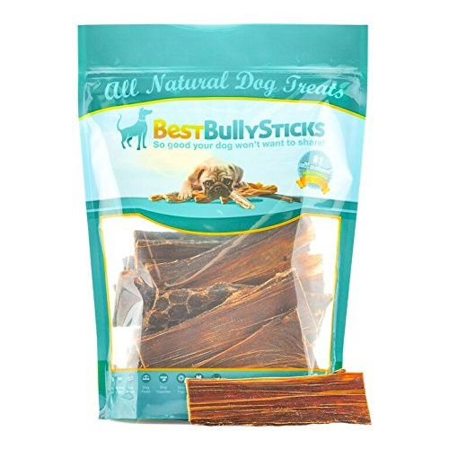 "Best Bully Sticks 6"" Gullet Wraps, 25 Ct"