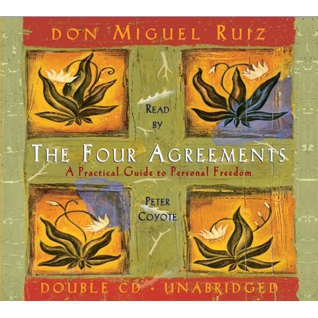 The four agreements a practical guide to personal growth walmart the four agreements a practical guide to personal growth platinumwayz