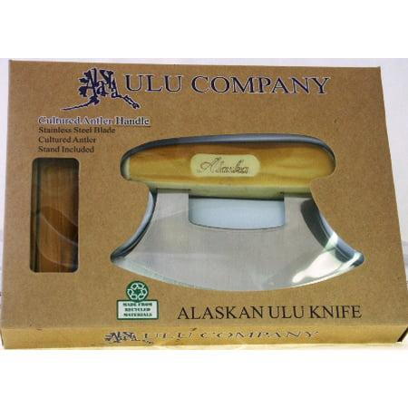 Image of Alaska Antler Handle Ulu