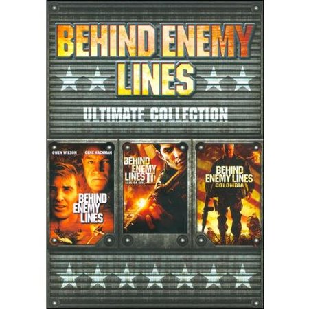 Behind Enemy Lines Ultimate Collection: Behind Enemy Lines / Behind Enemy  Lines: Axis Of Evil / Behind Enemy Lines: Columbia (Widescreen)
