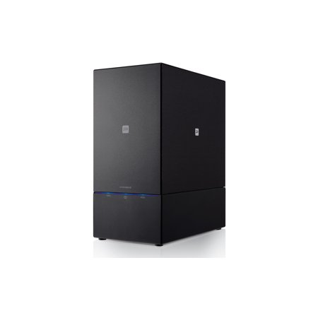 Mediasonic PRORAID HUR5-SU3 2 bay 3.5 inch SATA hard disk drive enclosure (Sata Bay Enclosure)