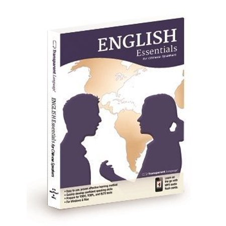 Essentials English Learning Program For French Speakers Software And Mp3 Audio For Win And Mac