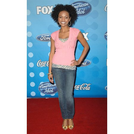 Syesha Mercado At Arrivals For Top 12 American Idol Contestants Annual Party Astra West At The Pacific Design Center Los Angeles Ca March 06 2008 Photo By David LongendykeEverett Collection Celebrity