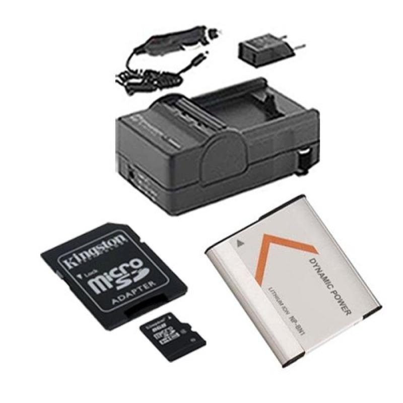 Sony Cyber-shot DSC-TX30 Digital Camera Accessory Kit inc...