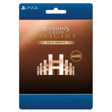 Assassin's Creed Odyssey Helix Credits Large Pack,Ubisoft, Playstation, [Digital