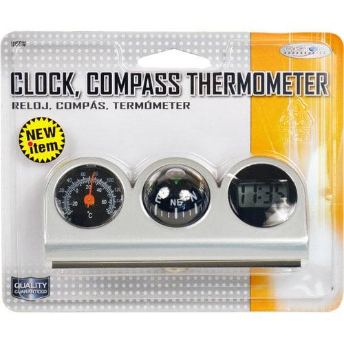 Custom Accessories Compass-Clock-Thermo Combo