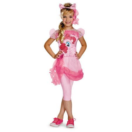 Disguise Hasbro's My Little Pony Pinkie Pie Classic Girls Costume