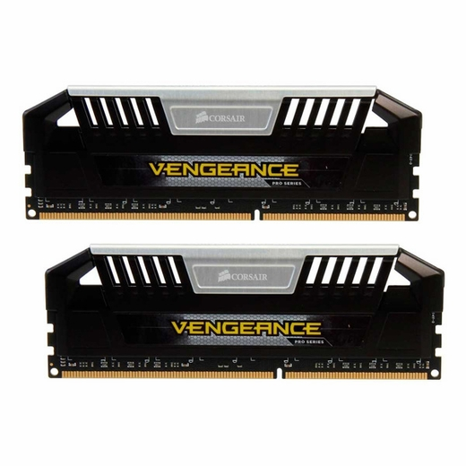 CORSAIR CMY16GX3M2A2400C11 16GB (2x8GB) 240-Pin DDR3 2400 (PC3 19200) Memory RAM