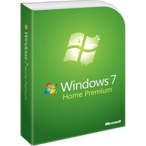 Microsoft Windows 7 Home Premium for Windows