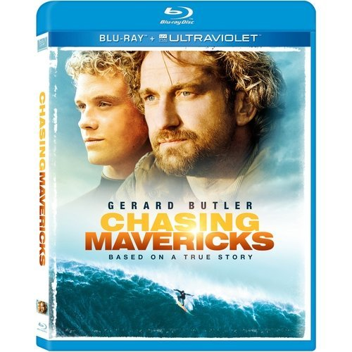 Chasing Mavericks (Blu-ray + UltraViolet) (With INSTAWATCH) (Widescreen) by NEWS CORPORATION