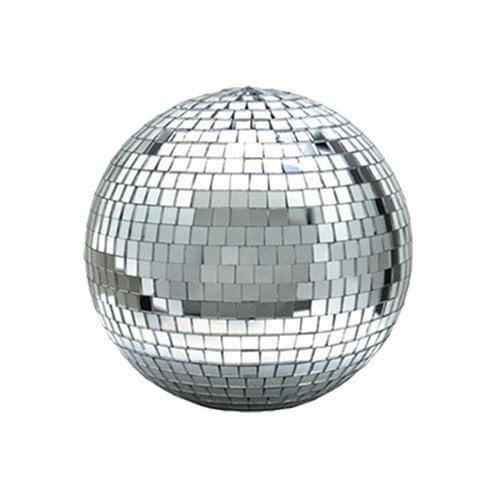 "Disco Ball 8"" Disco Mirror Ball Adkins Professional Lighting by Adkins Pro Audio & Lighting"