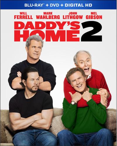Daddy's Home 2 (Blu-ray + DVD + Digital HD)