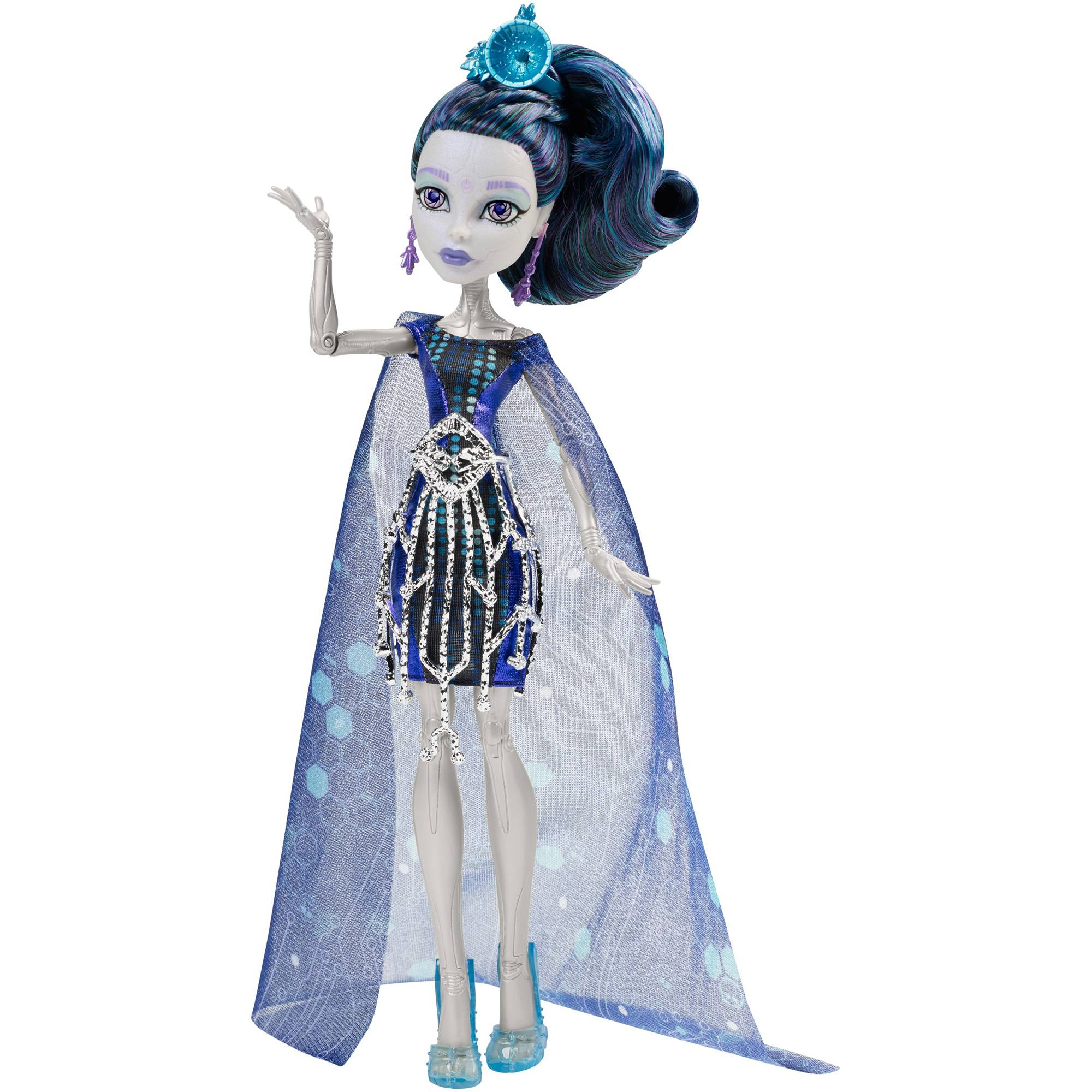 Monster High Boo York Elle Eedee Doll