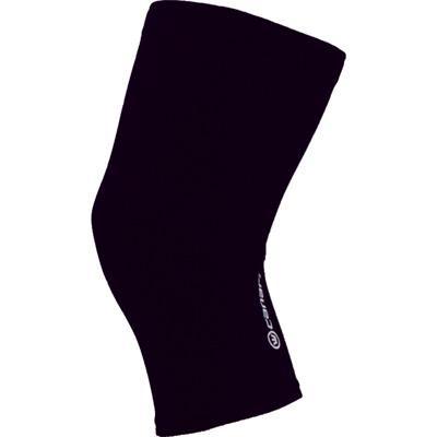 Canari Cyclewear 2015/16 Windfront Cycling Knee Warmer - 7115 (Black - L) - Lycra Cycling Knee Warmer