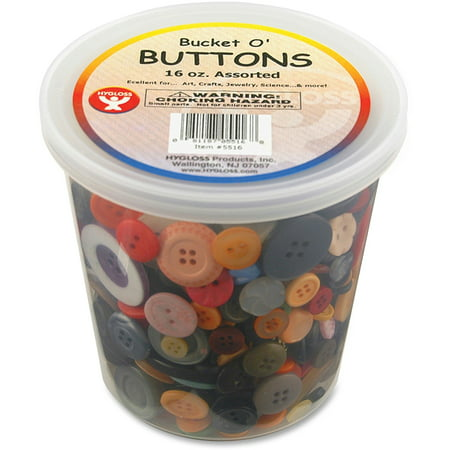 Hygloss Bucket O Buttons