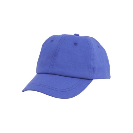 Top Headwear Unstructured Youth Panel Adjustable  Baseball Hat - Royal - image 2 of 2