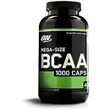 Optimum Nutrition BCAA 1000 Capsules, 400 Ct