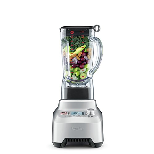 Breville Boss Easy to Use Super Variable Speed Blender Silver (BBL910XL)